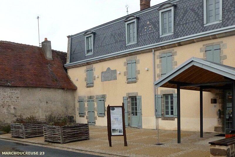 Hotel Lepinat-Centre Interpretation du Patrimoine
