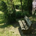 Pérouges banc avril_8295