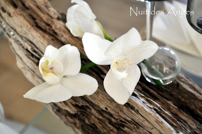 Nuit des anges décoration de table Japonaise 022
