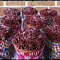 15 fév cupcakes choco noisettes