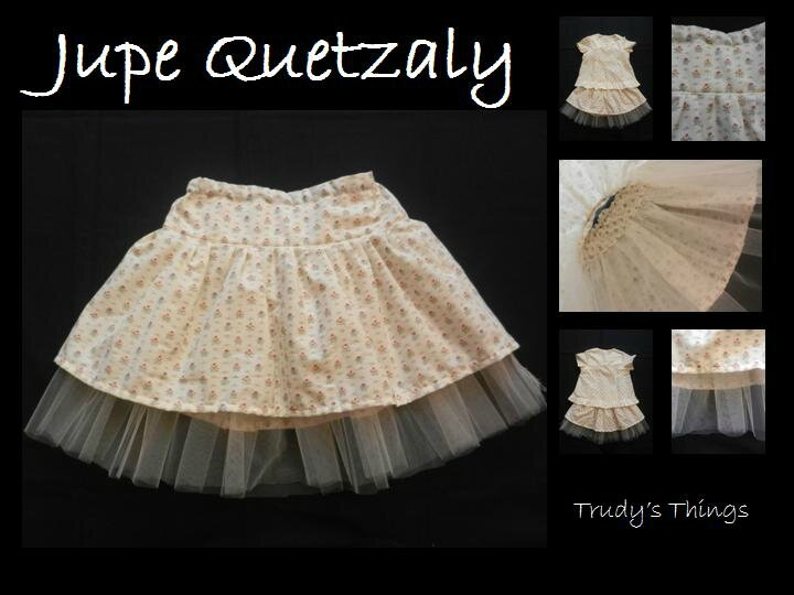 Jupe Quetzaly