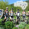 Sjour VTT Vercors pour le team belge des Vulcano Boys