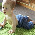 Longie de protection pour couches lavables cro'chou