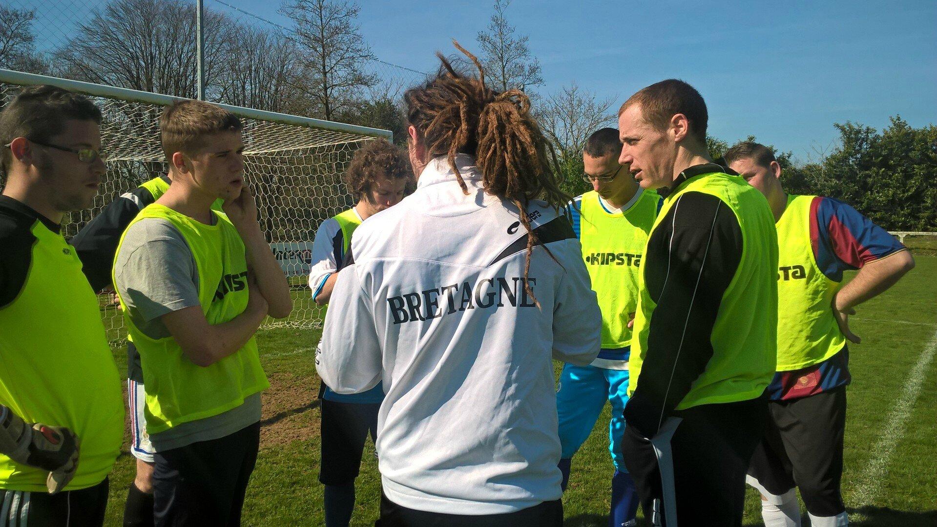 La s lection bretonne de foot tr muson le blog de - Ligue de bretagne de tennis de table ...