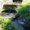 Fontaine saint patrocle à colombier
