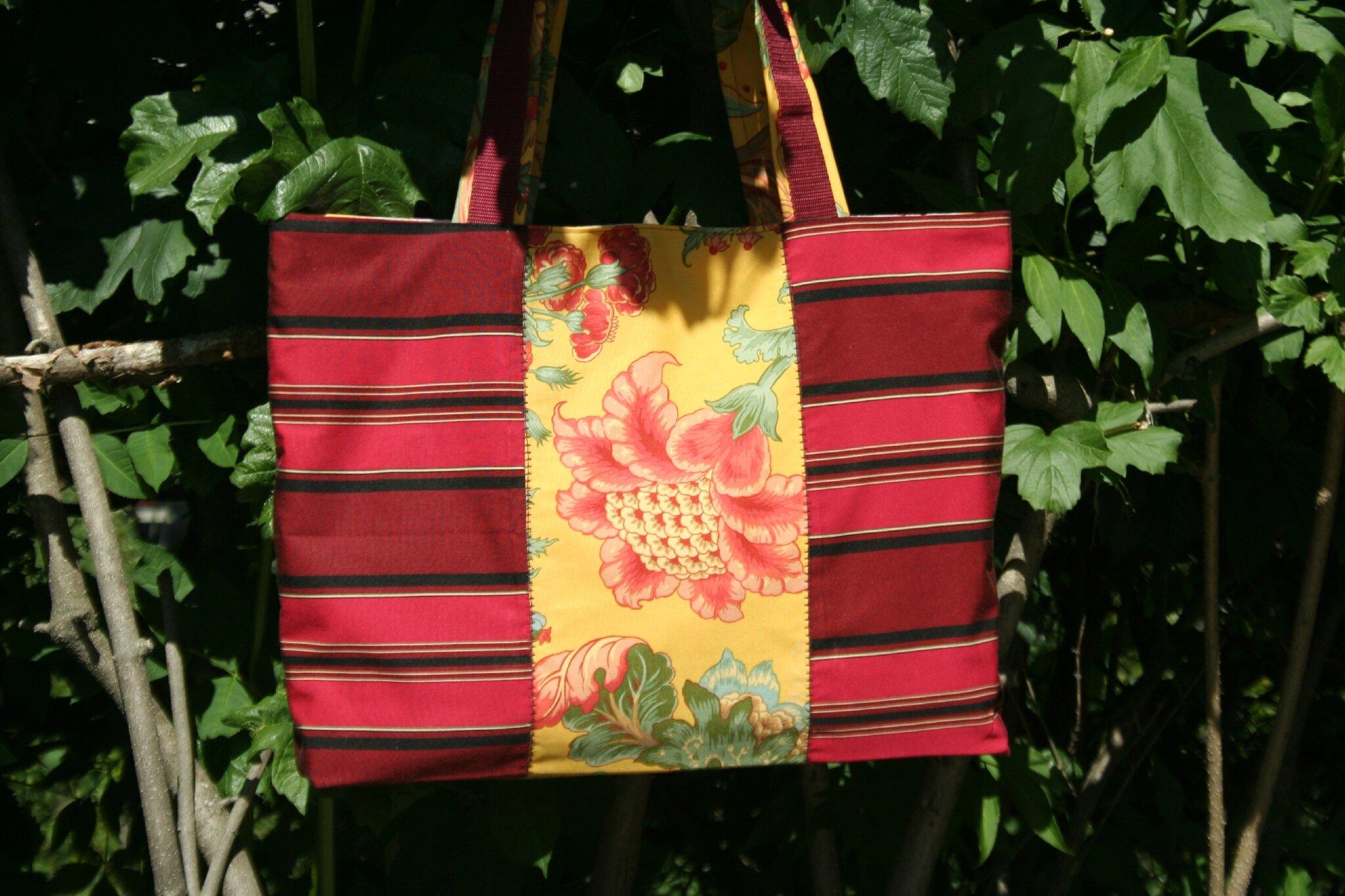 sac cabas d'été