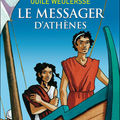 Le messager d'Athènes , Odile Weulersse