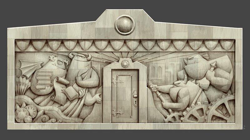 Monstres Academy - Paul Abadilla 04