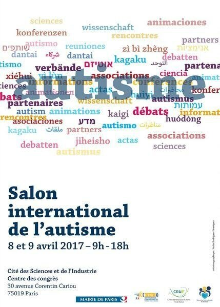 salon international de l'autisme 2017 Paris