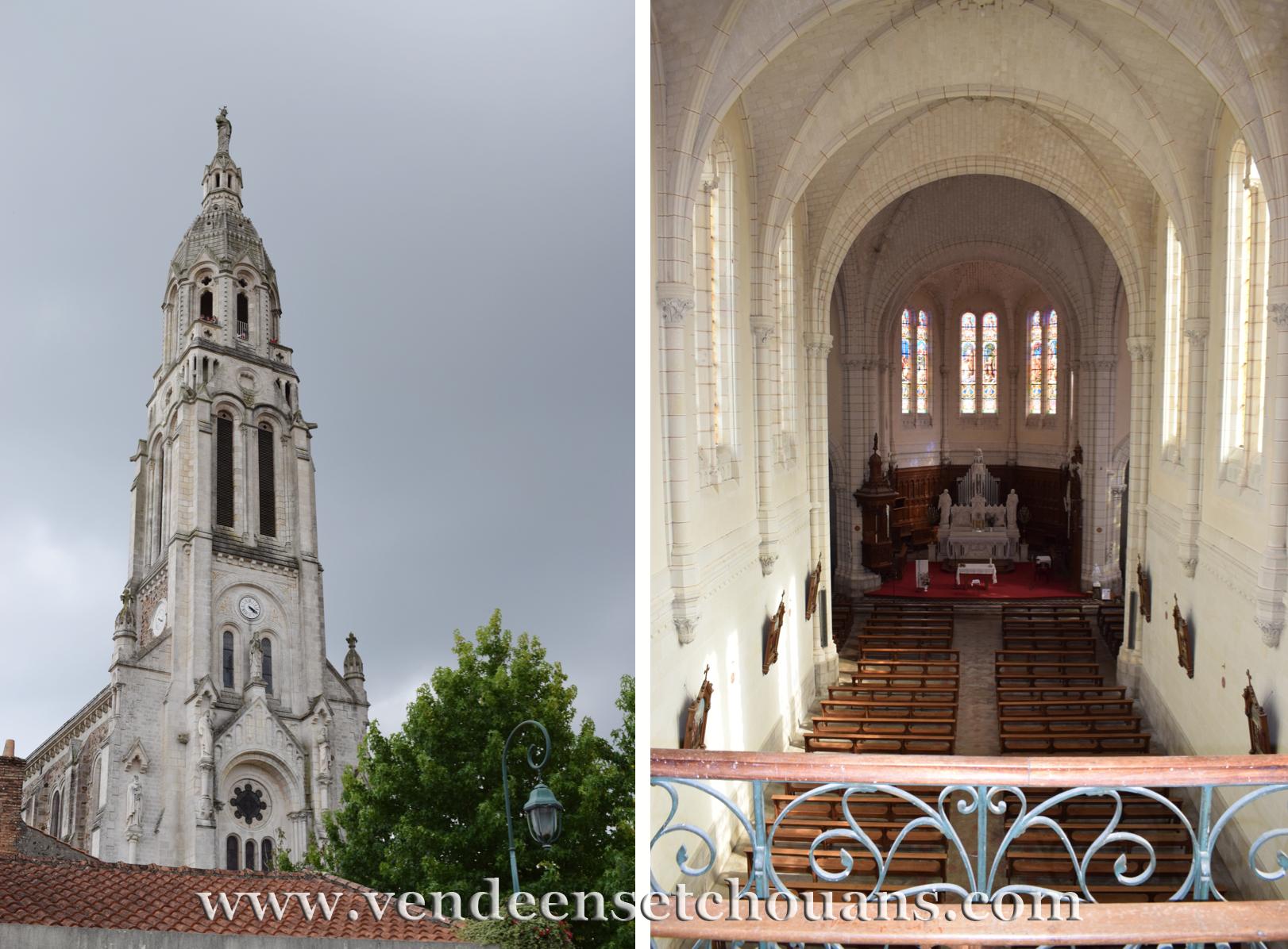 Visite de Saint-Lumine-de-Coutais