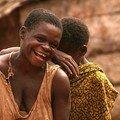 sourire pygmées
