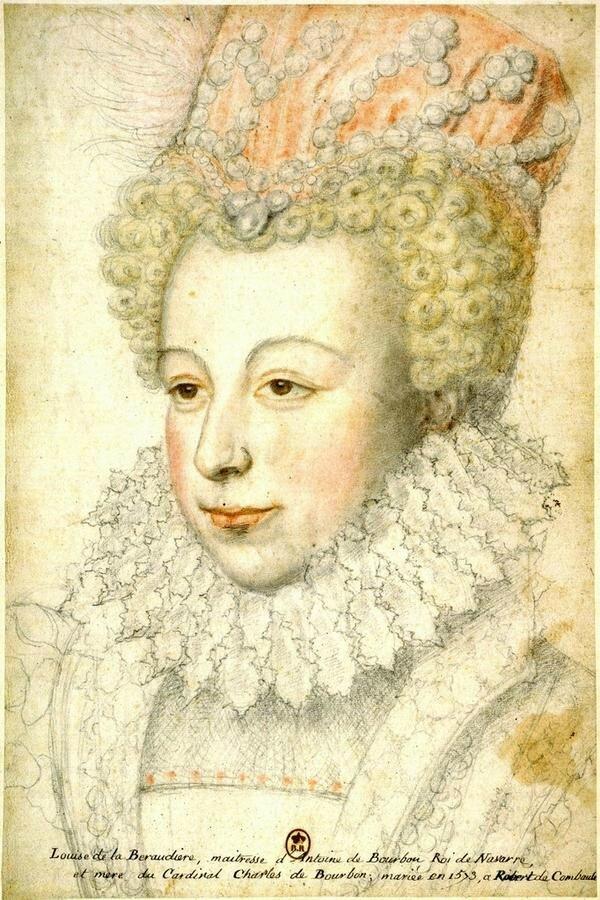 Louise de La Béraudière du Rouhet
