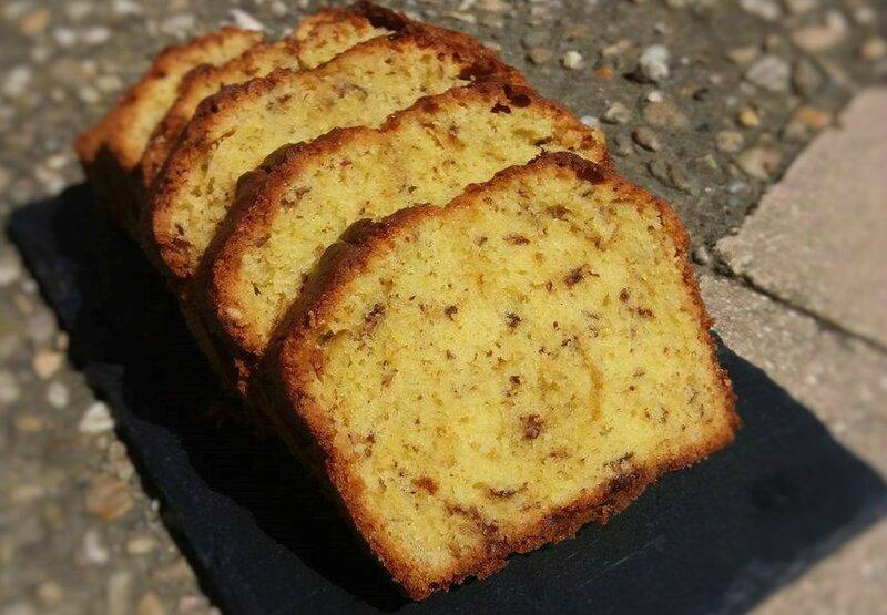 Cake pralin pralinoise