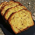 Cake pralin pralinoise (et poudre à flan parfum vanille)