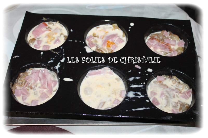 Timbales d'endives 4
