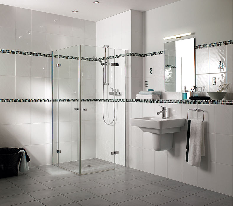 Id es carrelage my house for Salle de bain villeroy et boch