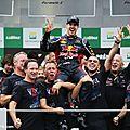 Vettel triple champion du monde!!!!!!!