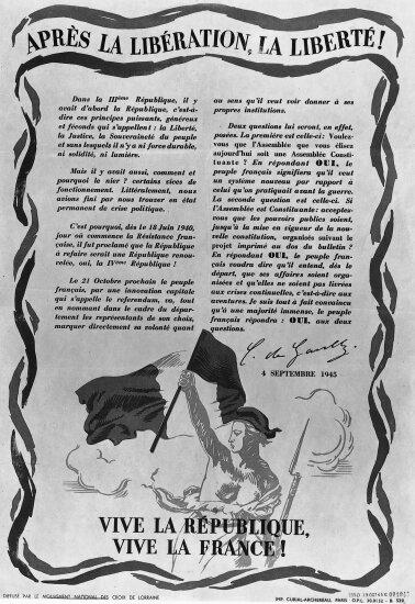 LIBERATION FRANCE 1945 30