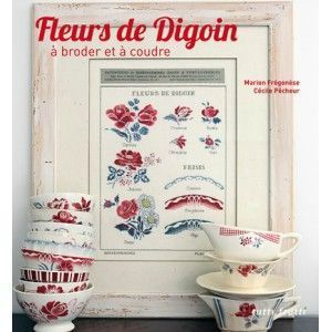 livre Fleurs de Digoin