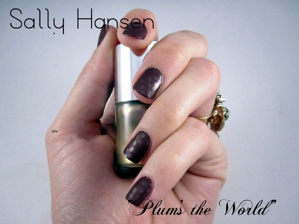 SH plum's the world 6