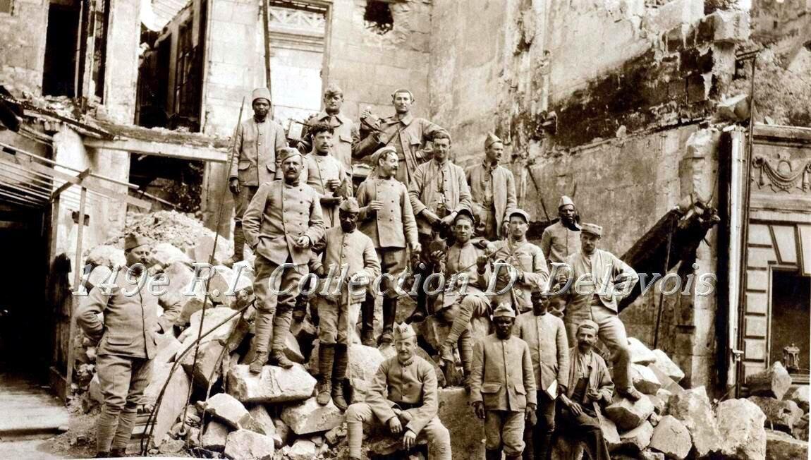 Soissons (Juin 1917)