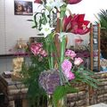 3.Les bouquets modernes :