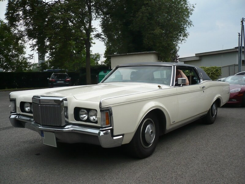 LINCOLN Continental Mark III 1970 Illzach (1)