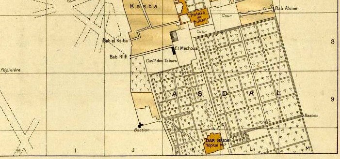 Medina-sud-1920-plan