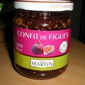 Recette à l'honneur : feuilletés au foie gras, pommes et confit de figues