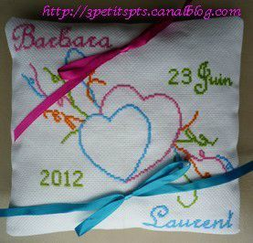 Coussin BB 3