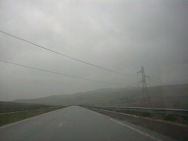 Autoroute Fes Meknes