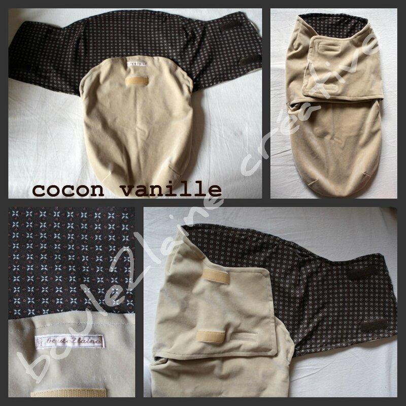 1collage cocon vanille
