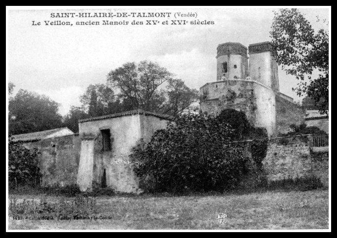 Le Veillon château 3