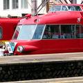 Manual service, Inuyama eki, 07/2006