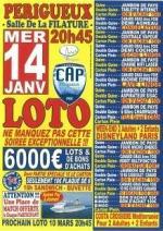loto CAP 14 janvier