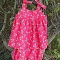 Encore des robes tuniques
