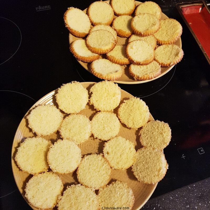 pims fait maison jaffa cake recette