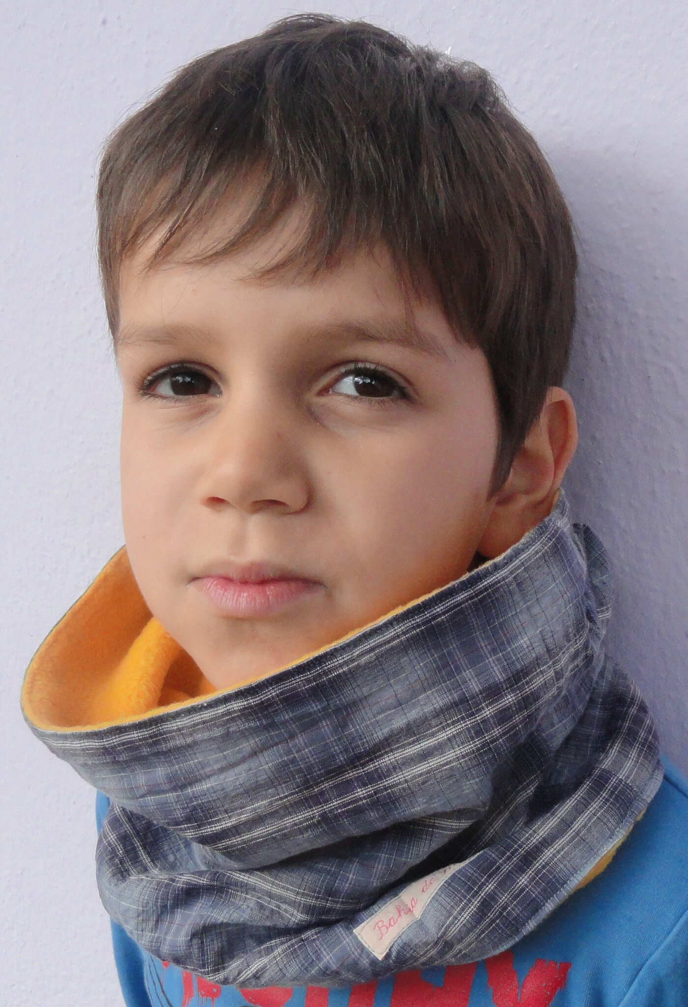 Snood garcon for Garcon french to english
