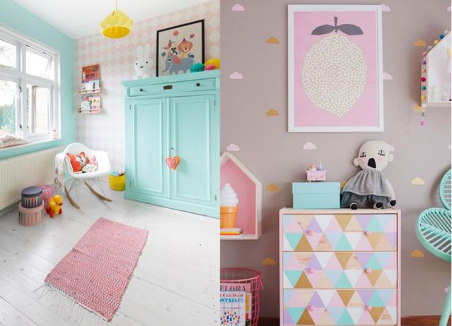 Chambre De Petite Fille De 8 Ans. Top Blog Dco Design Joli Place ...