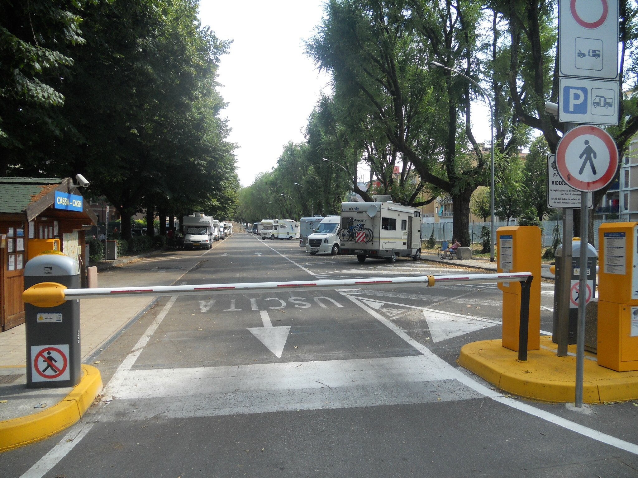 Aire Camping Car Verone