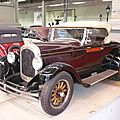 CHRYSLER Six 1925 Bruxelles Autoworld (1)
