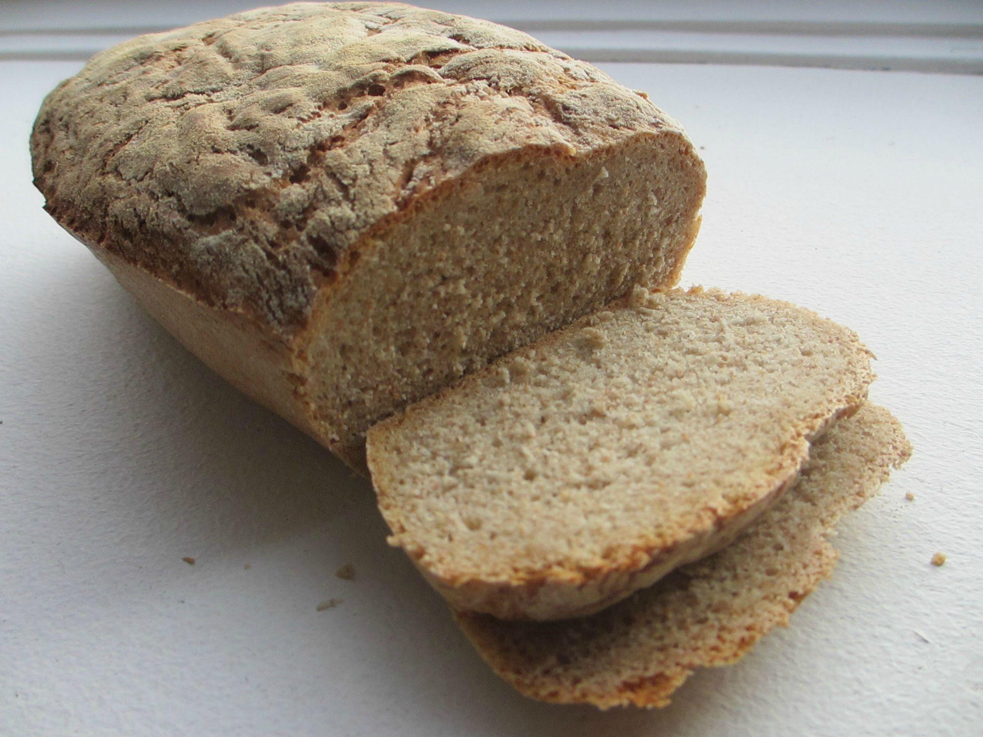 Pain maison la farine de bl semi compl te sans machine pain kmille saveurs - Machine a chips maison ...