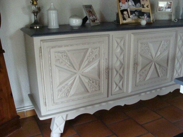 salle manger basque au sous bois de biane. Black Bedroom Furniture Sets. Home Design Ideas