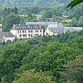 vue panoramique sur le chateau