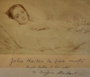 iulia day of her death
