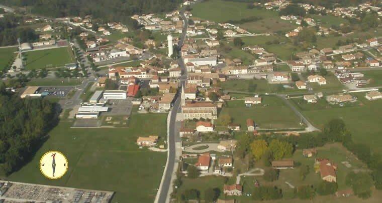 Bourg de Ste Helene