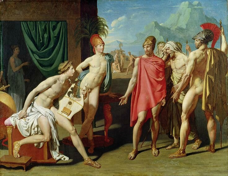 'Gods and Heroes: Masterpieces from the École des Beaux-Arts, Paris' at The Baker Museum
