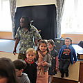 Souleymane et les enfants