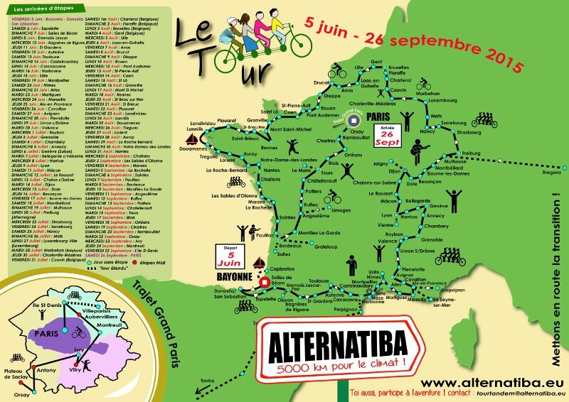 alternatiba carte