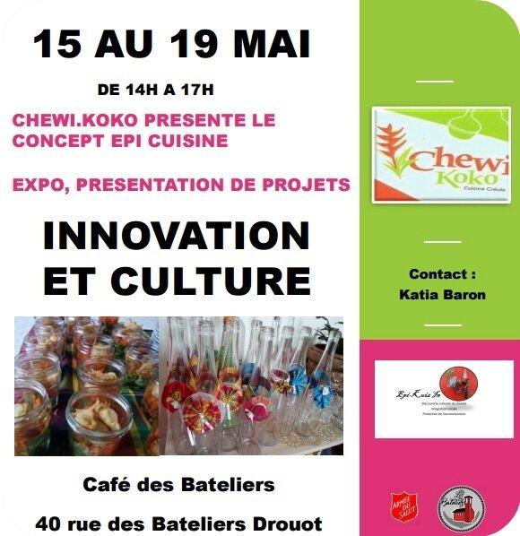 Quartier Drouot - Exposition d'Epi Kui Zin